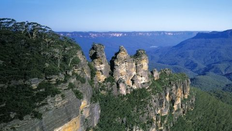 Three Sisters, Blue Mountains NSW